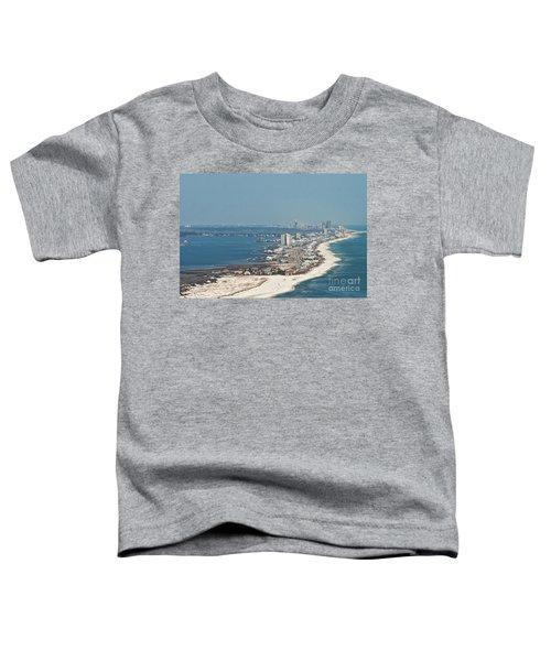 West Beach-1 Toddler T-Shirt