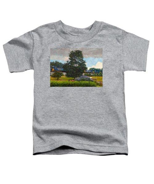Westbound Freight, Crozet Toddler T-Shirt