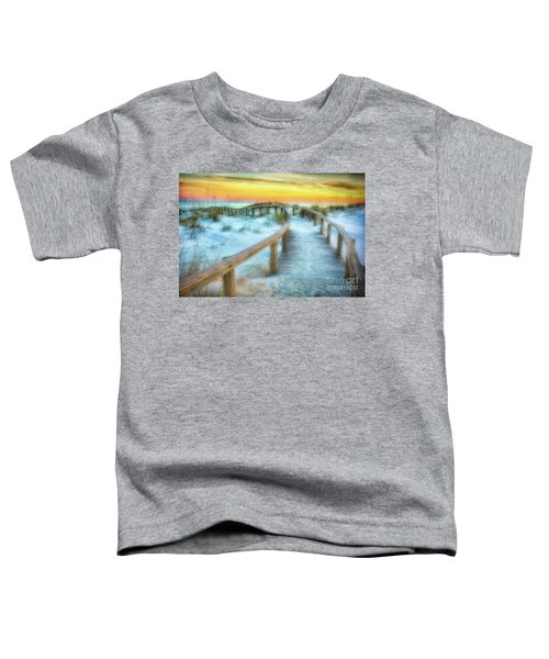 Where The Path Leads Toddler T-Shirt