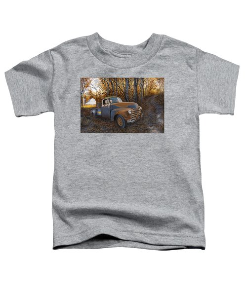 Whiskey Run Toddler T-Shirt