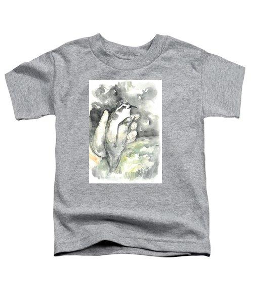 White-faced Storm-petrel Toddler T-Shirt