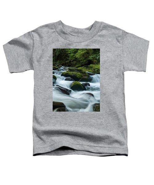 White Water Toddler T-Shirt