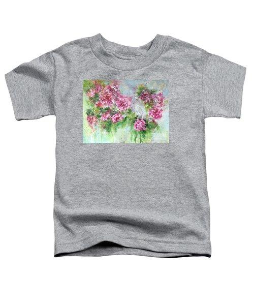 Wild Roses Toddler T-Shirt