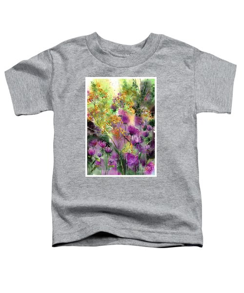 Wild Tansy Toddler T-Shirt