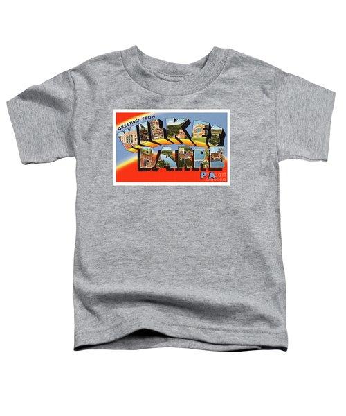 Wilkes Barre Greetings Toddler T-Shirt