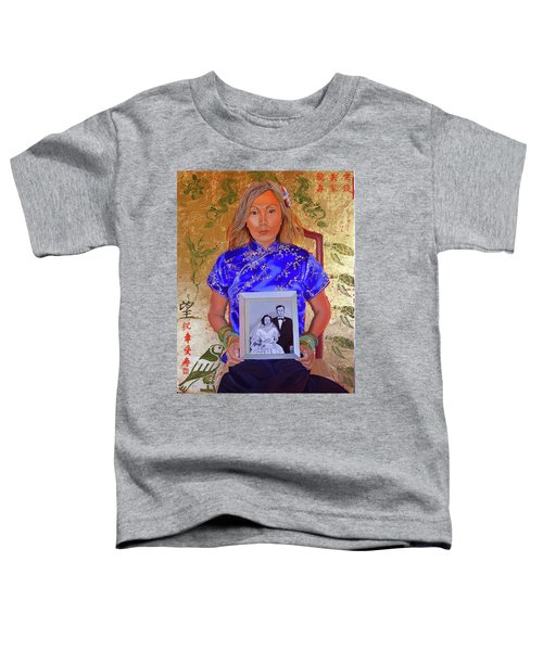 Window Of The Soul Toddler T-Shirt