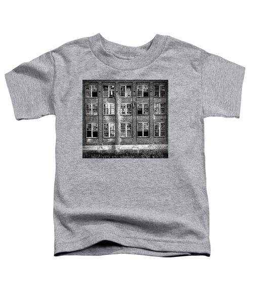 Windows Of Old Claremont Toddler T-Shirt
