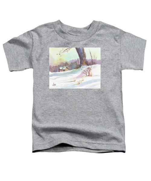 Winter Break Toddler T-Shirt
