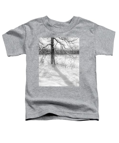 Winter Simple Toddler T-Shirt