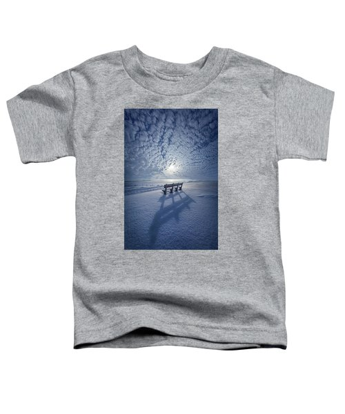 Within The Absence Are The Memories Toddler T-Shirt