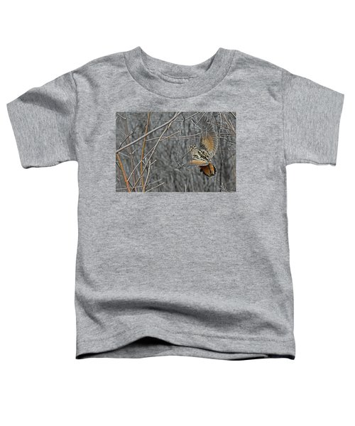 Woodcock Feathers Toddler T-Shirt
