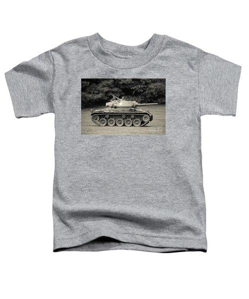 World War II Tank Toddler T-Shirt