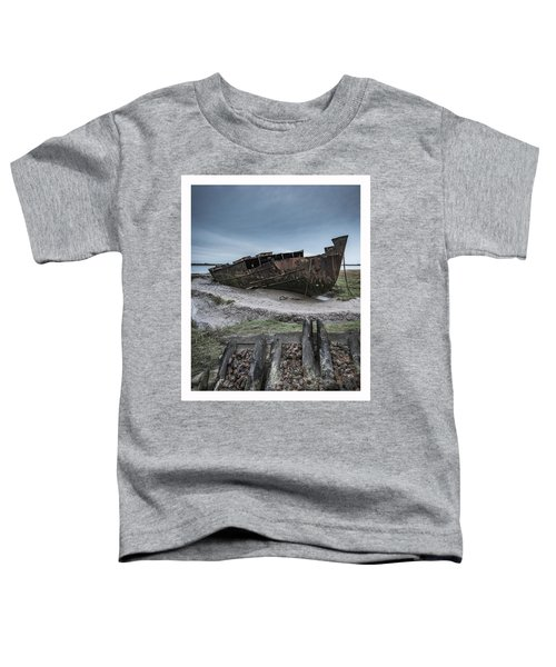Wrecked  Toddler T-Shirt