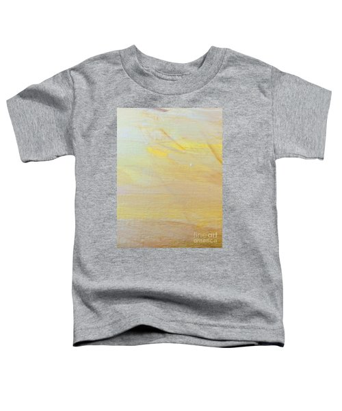 Yellow #2 Toddler T-Shirt