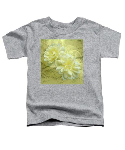 Yellow Foil Toddler T-Shirt