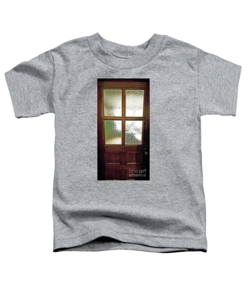 Yerkes Observatory Williams Bay Door 13 Jele3503 Toddler T-Shirt