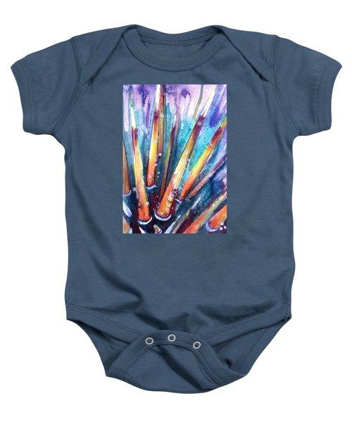 Spine Of Urchin Baby Onesie