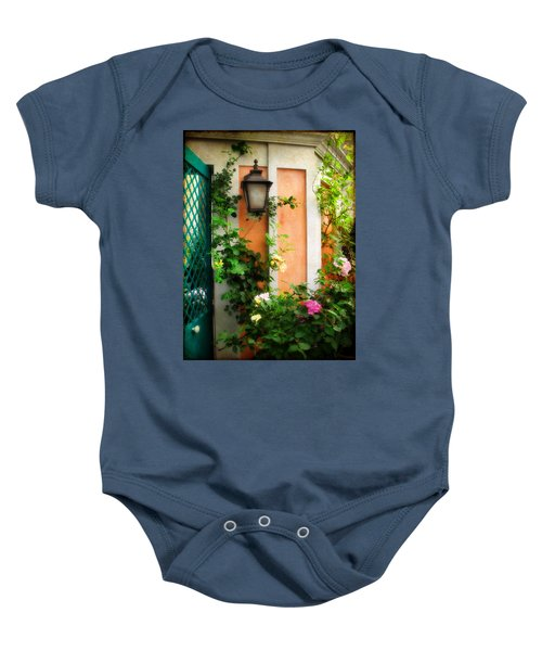 Country Charm Baby Onesie