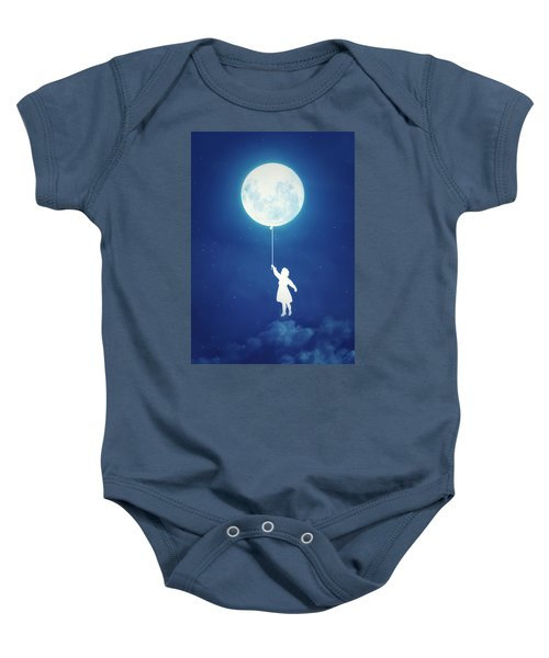 A Journey Of The Imagination Baby Onesie