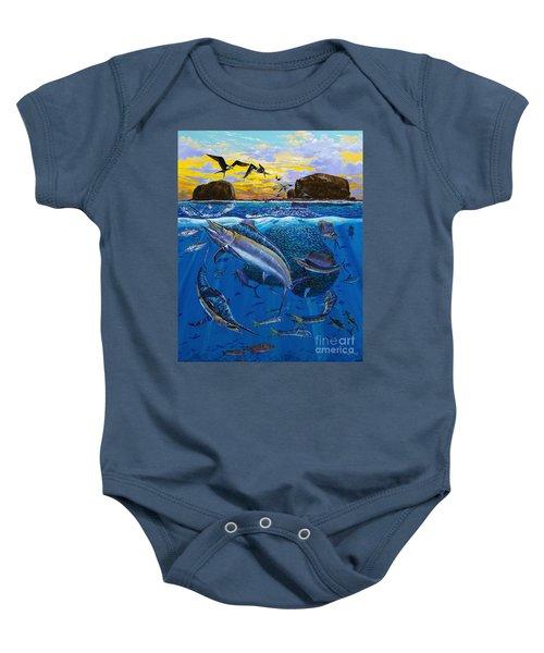 Bat Island Off00139 Baby Onesie