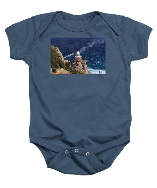 Cape Of Good Hope Lighthouse Baby Onesie