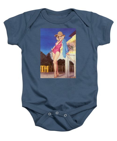 Cherry Hill New Jersey Baby Onesie