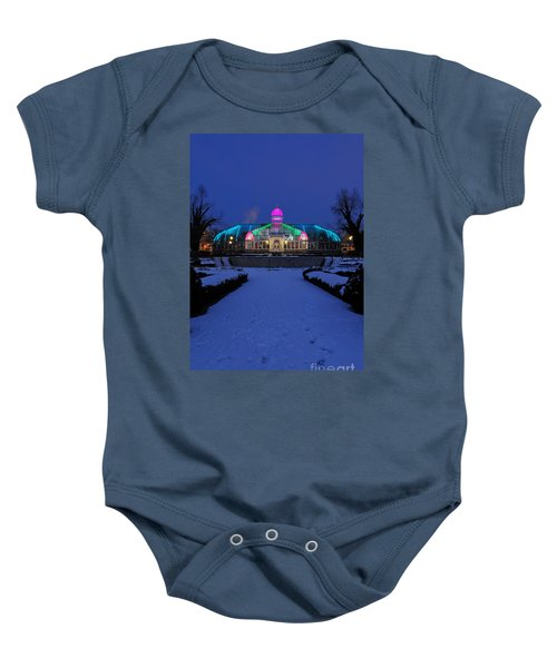 D5l287 Franklin Park Conservatory Photo Baby Onesie