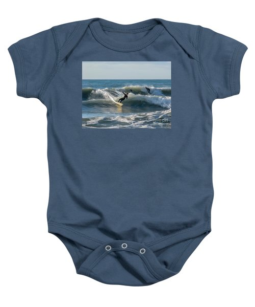 Dynamical Enjoyment Baby Onesie