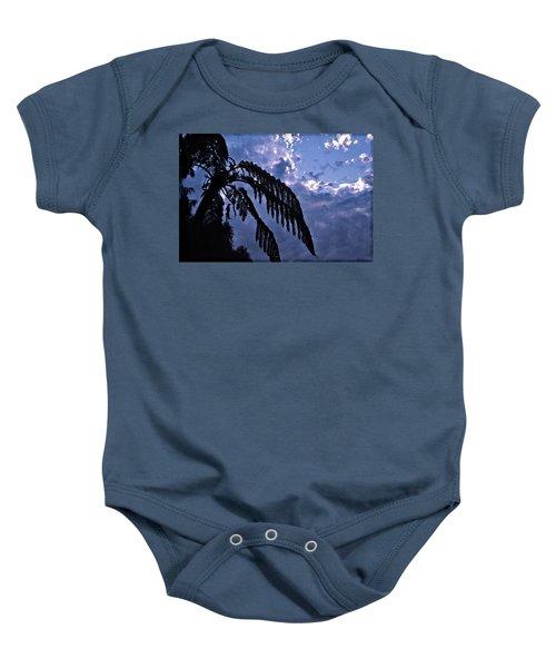 Fern At Twilight Baby Onesie