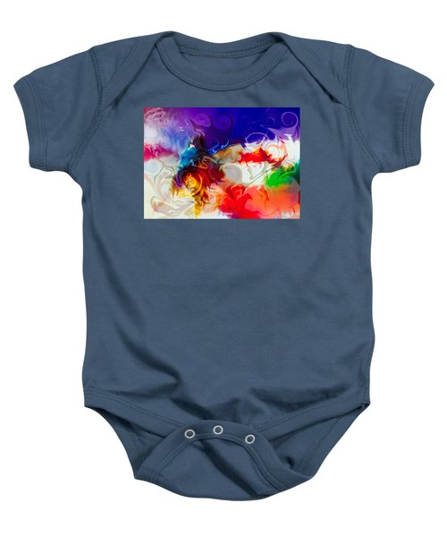 Fly With Me Baby Onesie