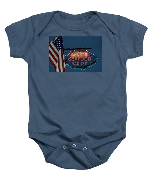 Freedom And Free Enterprise Baby Onesie