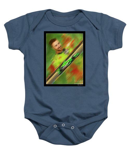 James Hinchcliffe Baby Onesie