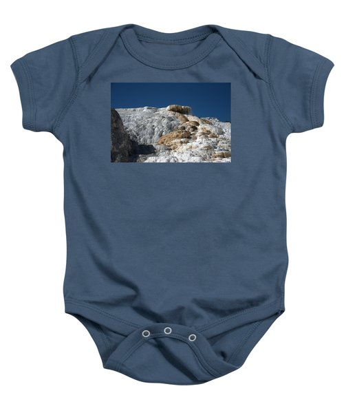 Mammoth Hot Springs 2 Baby Onesie