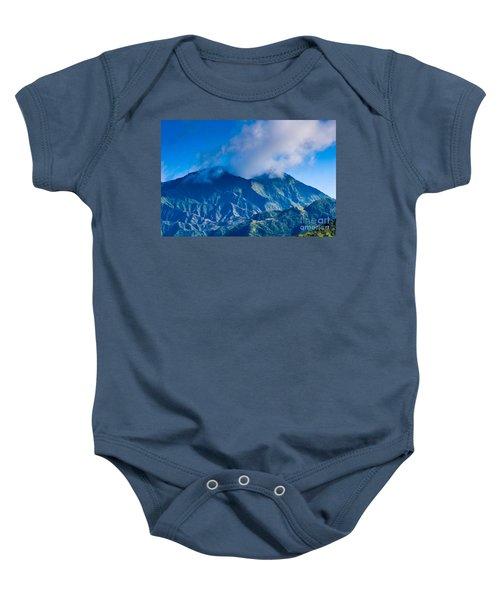 Mount Wai'ale'ale  Baby Onesie