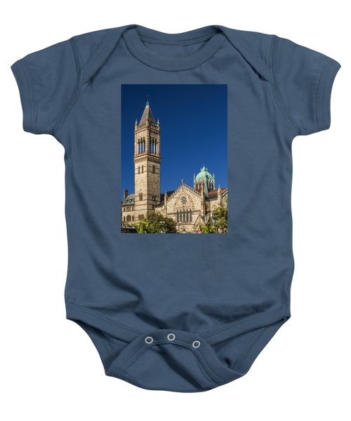 New Old South Church Baby Onesie