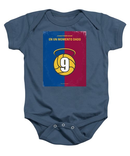 No272 My En Un Momento Dado Minimal Movie Poster Baby Onesie
