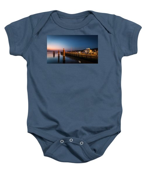 Port Jefferson Baby Onesie