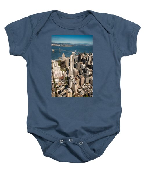 San Francisco Aloft Baby Onesie