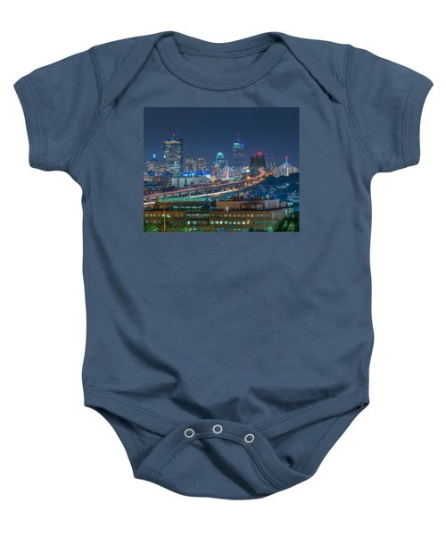 Soldiers Home Baby Onesie
