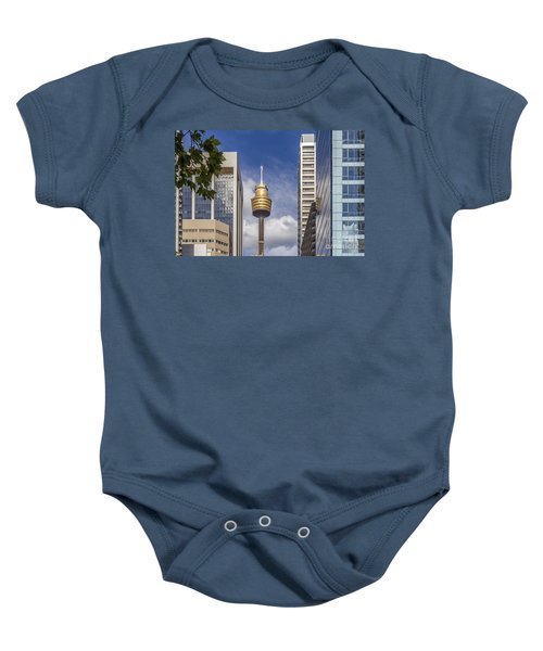 Sydney Tower Baby Onesie