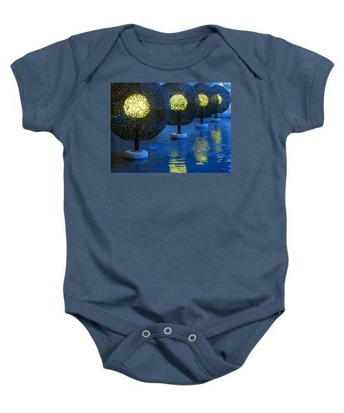 Tamarindo Reflections Baby Onesie