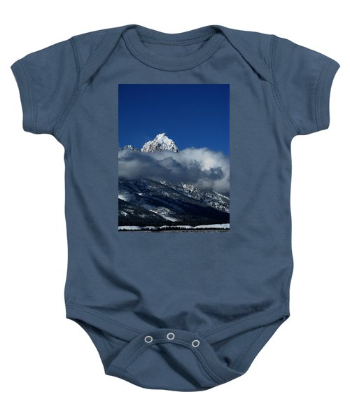 The Clearing Storm Baby Onesie
