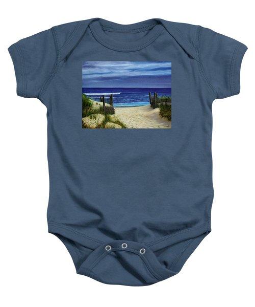 The Jersey Shore Baby Onesie
