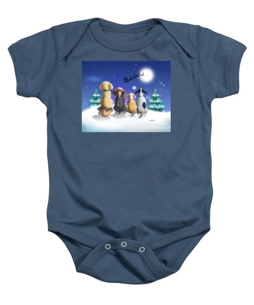 The Magical Night Baby Onesie
