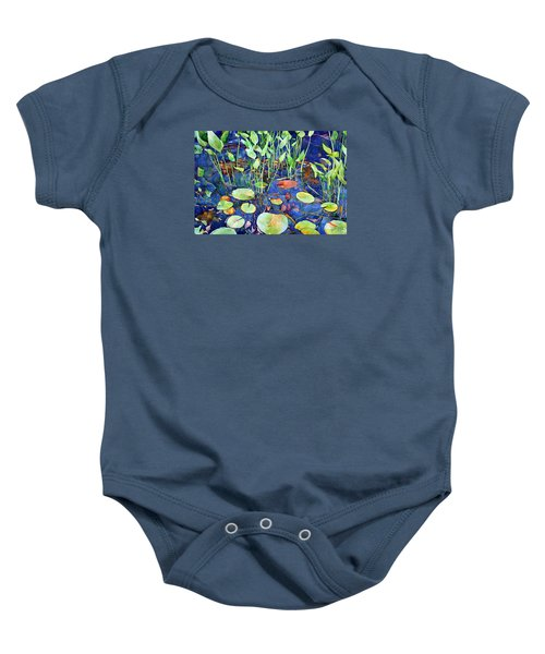 Thoughts Turn To Spring Baby Onesie