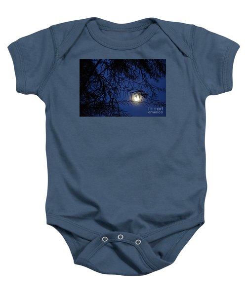 Twilight Moon Baby Onesie
