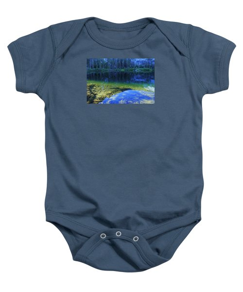 Welcome To Eagle Lake Baby Onesie