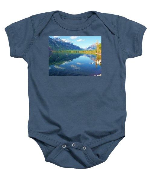 Glacier Park Magic Baby Onesie