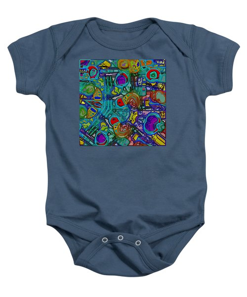 Organized Chaos Baby Onesie