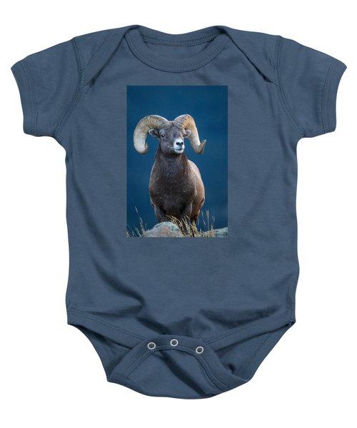 Rocky Mountain Big Horn Baby Onesie